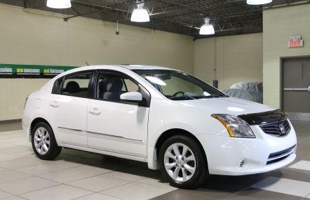 2012 Nissan Sentra SL A/C TOIT GR ÉLECT MAGS #0