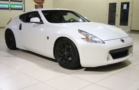 2010 Nissan 370Z TOURING A/C BLUETOOTH CUIR MAGS #0