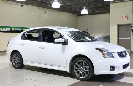 2012 Nissan Sentra SE-R Spec V #0