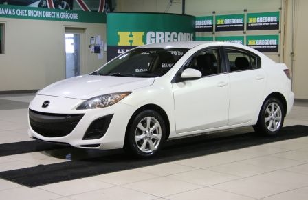 2011 Mazda 3 GX AUTO A/C GR ELECT #0