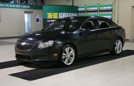 2013 Chevrolet Cruze LT Turbo CUIR #0
