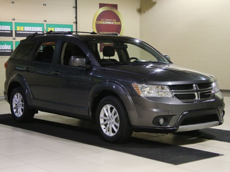 used 2014 dodge journey for sale at hgregoire in saint eustache. Black Bedroom Furniture Sets. Home Design Ideas