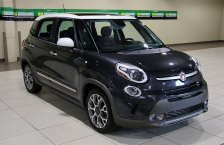 2014 Fiat 500L Trekking AUTO A/C GR.ELECT TOIT PANO MAGS #0