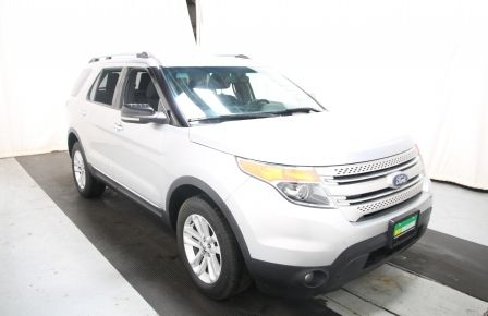 2011 Ford Explorer XLT 4WD AC MAGS 7 PASSAGERS #0
