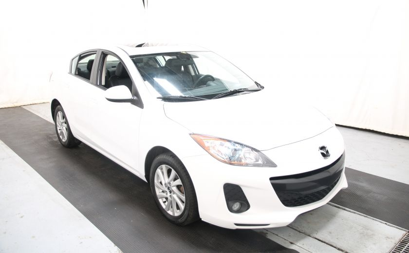 2013 Mazda 3 GS-SKY AUTO A/C CUIR TOIT MAGS #0