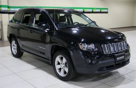2014 Jeep Compass North AWD AUTO A/C MAGS #0