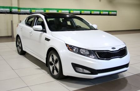 2012 Kia Optima EX Turbo AUTO A/C CUIR TOIT MAGS BLUETOOTH #0