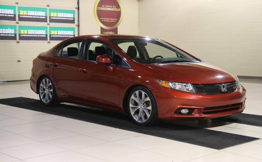 2012 Honda Civic Si et gps #0