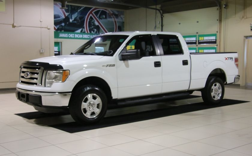 2012 Ford F150 XLT 4WD AUTO A/C MAGS #0