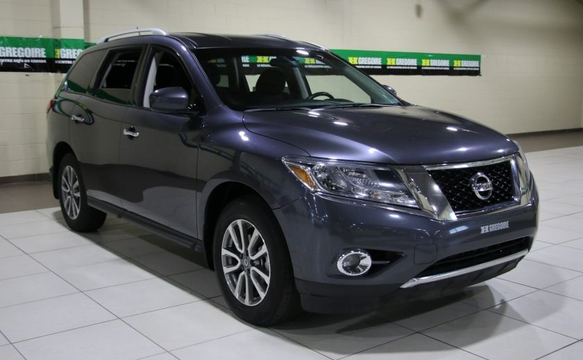 2014 Nissan Pathfinder SV AWD 7 PASSAGERS CAMERA RECUL #0