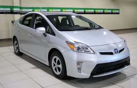 2012 Toyota Prius AUTO A/C GR ELECT MAGS BLUETOOTH #0