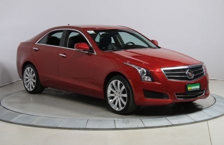 2013 Cadillac ATS Luxury AWD CUIR  NAVIGATION MAGS BLUETOOTH #0