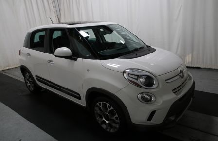 2015 Fiat 500L Trekking AUTO A/C GR ELECT MAGS BLUETOOTH #0