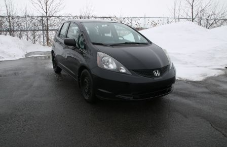 2010 Honda Fit DX-A #0
