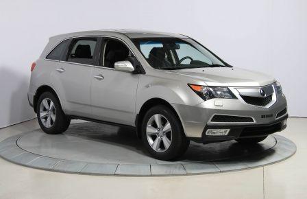 2012 Acura MDX AWD CUIR TOIT CAMERA RECUL #0