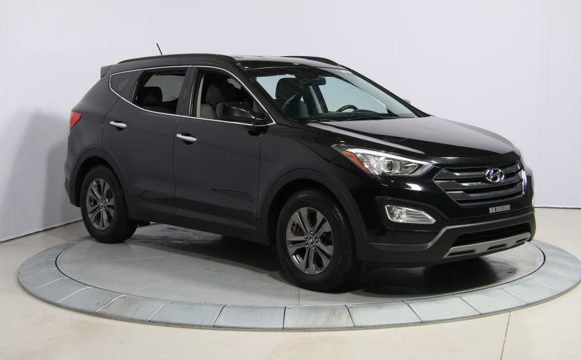 2013 Hyundai Santa Fe Premium AUTOMATIQUE A/C MAGS BLUETHOOT #0