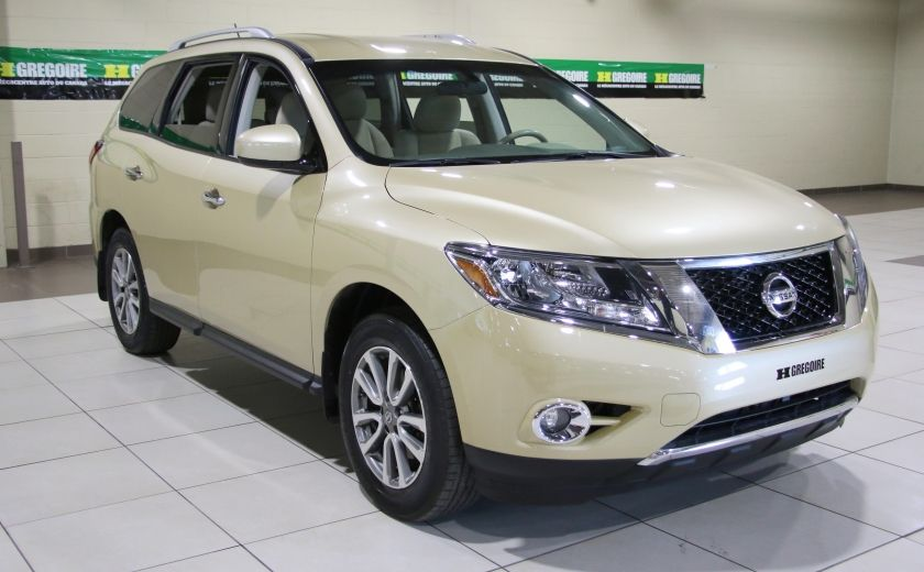 2013 Nissan Pathfinder SV AWD 7 PASSAGERS CAMERA RECUL #0