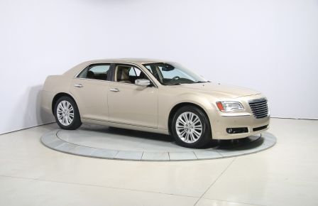 2012 Chrysler 300 Luxury Series AWD CUIR TOIT PANO NAV MAGS BLUETOOT #0