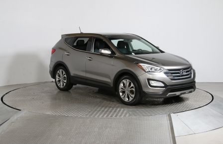 2013 Hyundai Santa Fe SE AWD CUIR TOIT MAGS BLUETOOTH #0