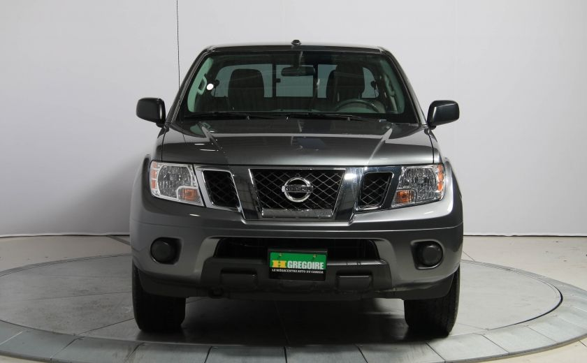 2016 Nissan Frontier SV 4WD AUTO A/C GR ELECT MAGS BLUETOOTH #0
