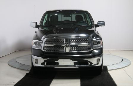 2016 Ram 1500 Laramie 4WD CUIR MAGS CHROME BLUETOOTH #0