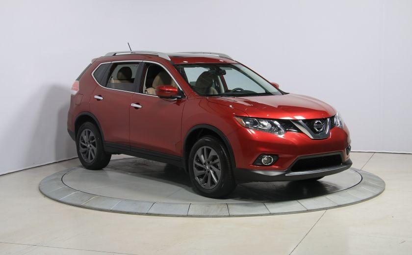 2016 Nissan Rogue SL LOCATION 6 MOIS!!! #0