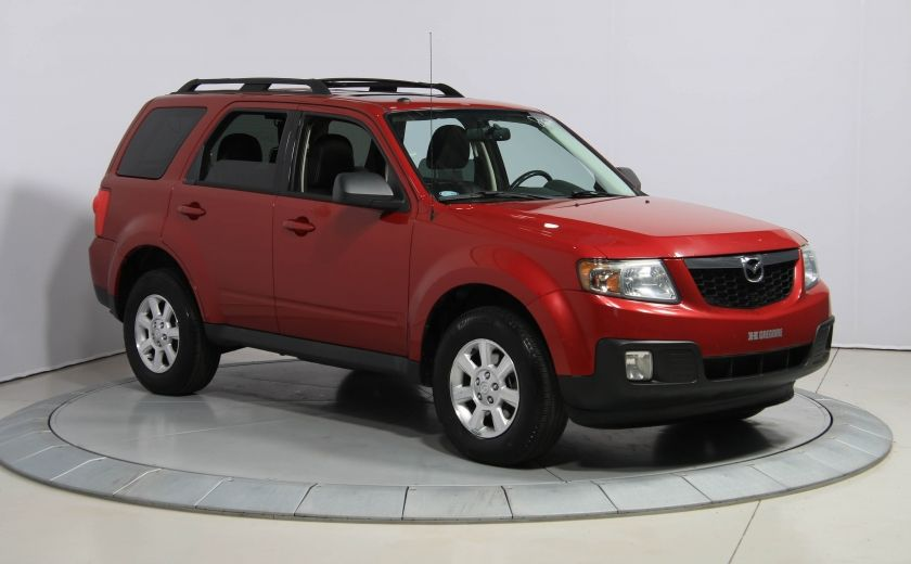2011 Mazda Tribute GT 4WD AUTO CUIR TOIT MAGS CAM.RECUL #0