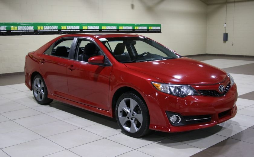2012 Toyota Camry SE AUTO A/C TOIT MAGS BLUETOOTH #0