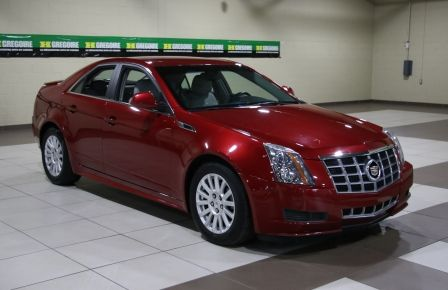 2012 Cadillac CTS AWD CUIR BAS KILOMETRAGE #0