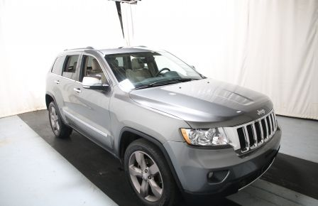 2012 Jeep Grand Cherokee Limited CUIR TOIT PANORAMIQUE NAV #0