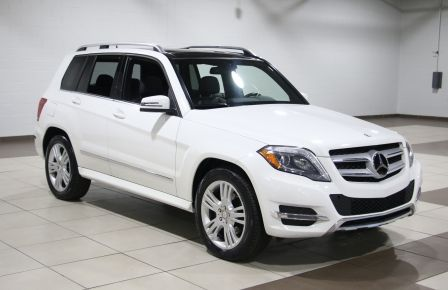 2015 Mercedes Benz GLK250 GLK250 BlueTec AWD AUTO A/C CUIR TOIT MAGS #0