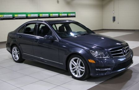2014 Mercedes Benz C300 AWD AUTO A/C CUIR TOIT MAGS #0