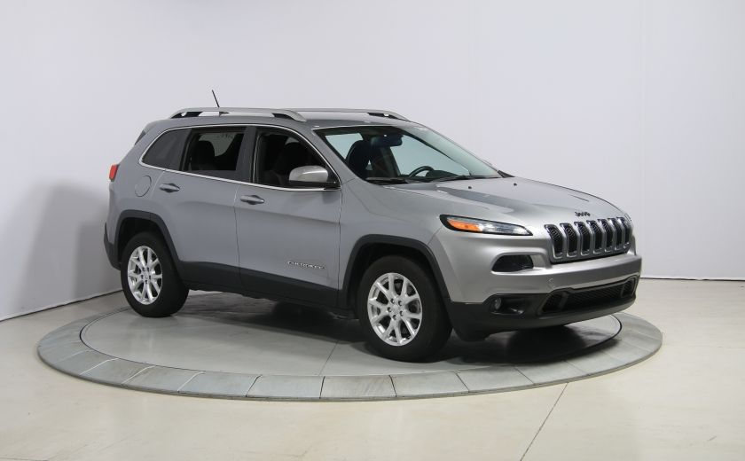 2014 Jeep Cherokee North AUTO A/C GR ELECT MAGS BLUETOOTH CAM.RECUL #0