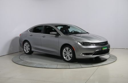 2015 Chrysler 200 Limited AUTO A/C GR ELECT TOIT MAGS BLUETOOTH #0