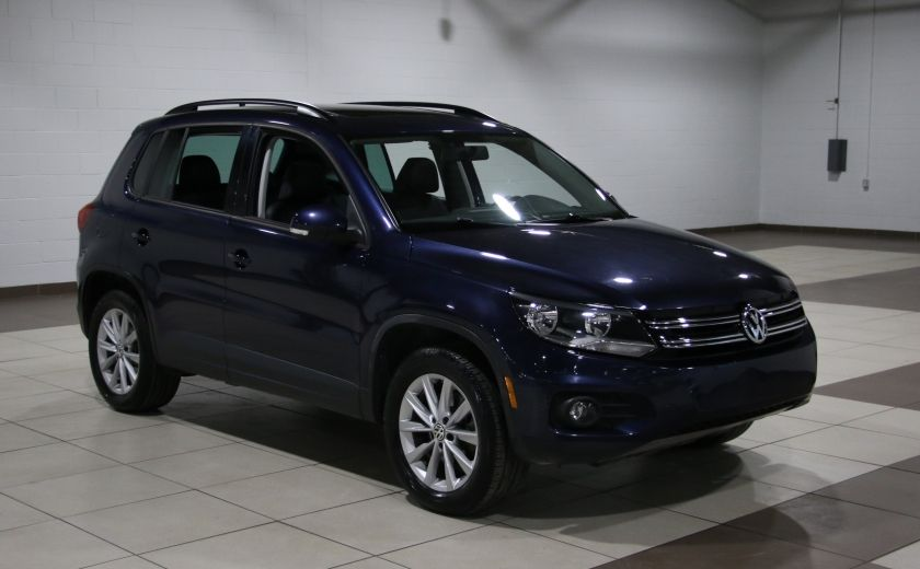 2012 Volkswagen Tiguan COMFORTLINE AWD AUTO A/C CUIR TOIT PANO MAGS #0