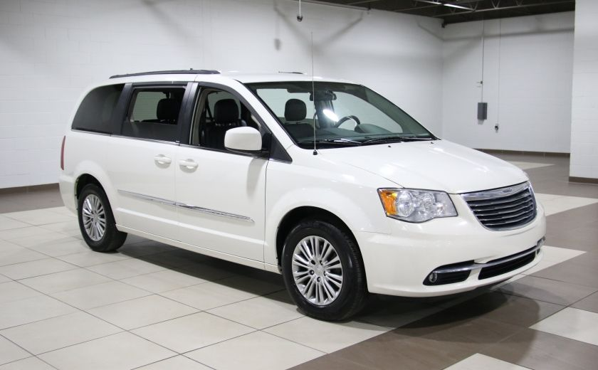 2013 Chrysler Town And Country Touring AUTO A/C CUIR MAGS STOW'N GO #0