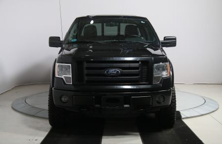 2010 Ford F150 FX4 #0