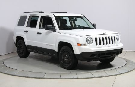 2015 Jeep Patriot SPORT AUTO A/C CUIR #0