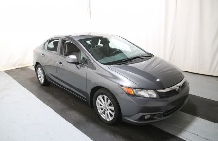 2012 Honda Civic EX A/C TOIT MAGS BLUETOOTH #0