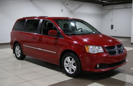 2012 Dodge GR Caravan Crew Plus AUTO A/C MAGS STOW'N GO 7 PASS #0