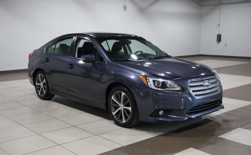 2015 Subaru Legacy 3.6R AWD AUTO A/C CUIR TOIT MAGS CAMERA RECUL NAV #0