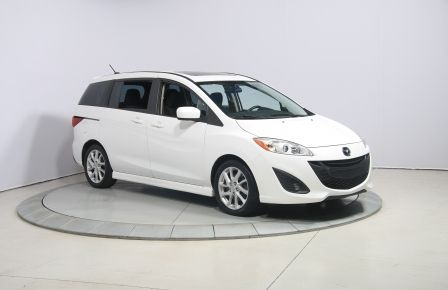 2012 Mazda 5 GT AUTO A/C GR ELECT MAGS BLUETOOTH #0
