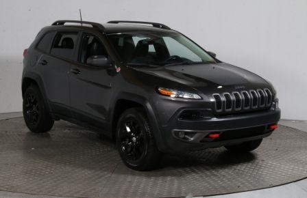 2016 Jeep Cherokee Trailhawk 4WD AUTO A/C MAGS CAM DE RECULE #0