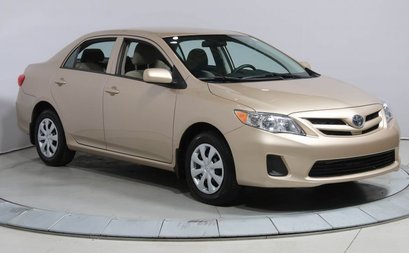 2012 Toyota Corolla CE AUTO A/C GR ELECTRIQUE #0