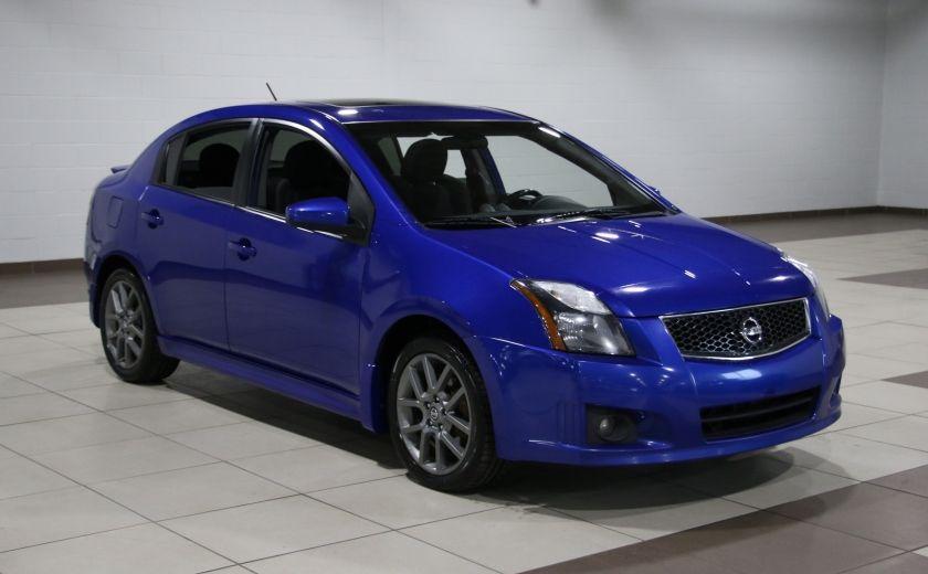 2011 Nissan Sentra SE-R AUTO A/C TOIT MAGS CAMERA RECUL #0