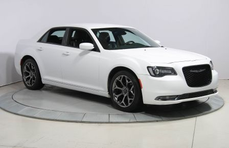 2015 Chrysler 300 300S AUTO A/C CUIR MAGS BLUETOOTH CAMERA RECUL #0