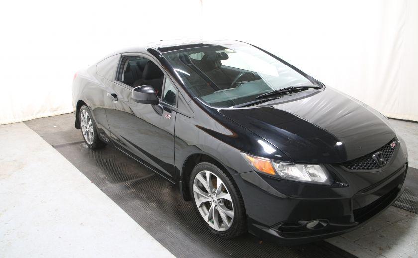 2012 Honda Civic Si A/C TOIT MAGS BLUETOOTH NAV #0