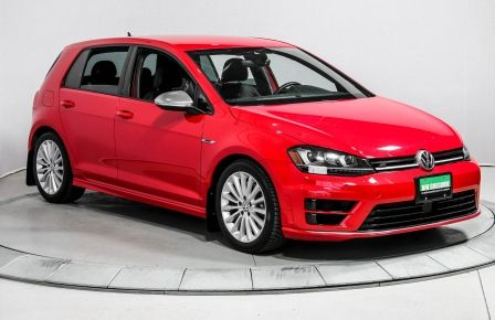 2017 Volkswagen Golf R 4MOTION NAVIGATION BLUETOOTH MAGS #0