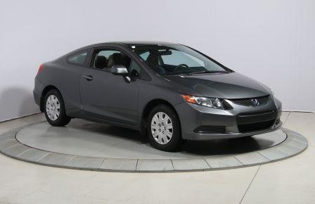 2012 Honda Civic COUPE LX AUTO A/C GR ELECT BLUETHOOT #0