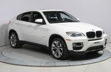 2013 BMW X6 XDRIVE 35i NAVIGATION CUIR TOIT #0